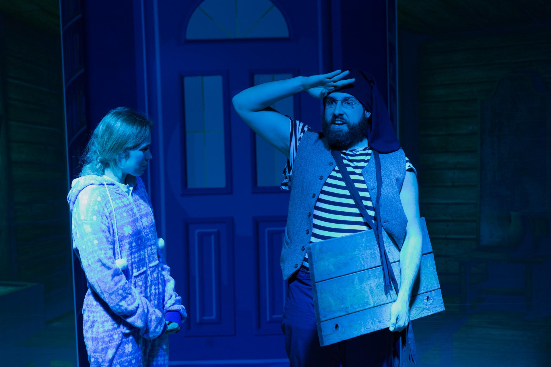 Carolina Sala | Mirko Bottega | Centro Teatrale Da Ponte | Viola e le parole | Edoardo Fainello