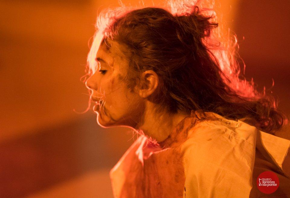 Carolina Sala | Tito Andronico | Centro Teatrale Da Ponte | Swan